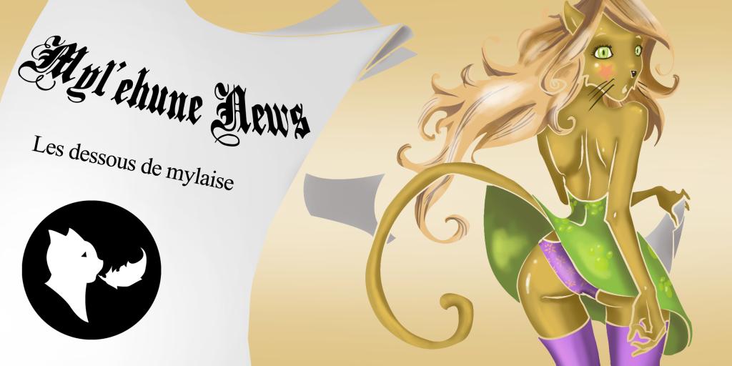 Les Myl'éhune News !  Index du Forum