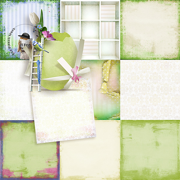Véro - MAJ 02/03/17 - Spring has sprung ...  - $1 per pack  Pv-papiers-3254a1c