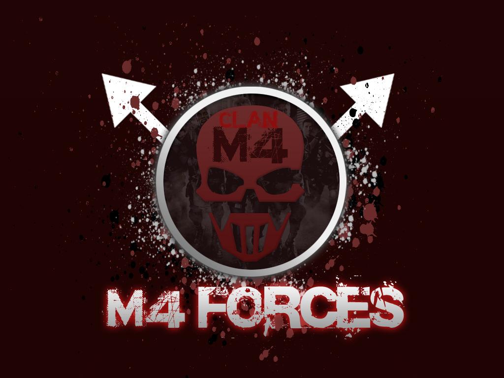 Logo de M4 Forces? Wallpaper-2c034ad