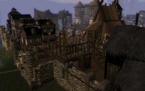 Une ville de 16 Cygni 3