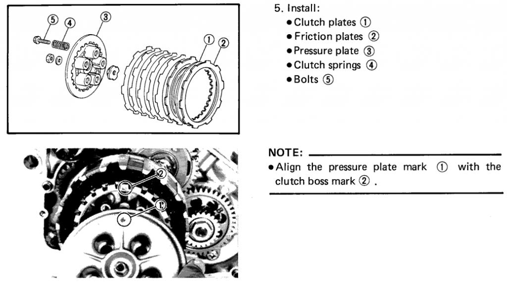 blaster 200  probleme boite de vitesse - page 2