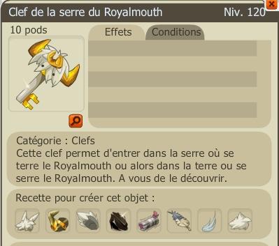 clé royalmouth par Hyokil Elorkain