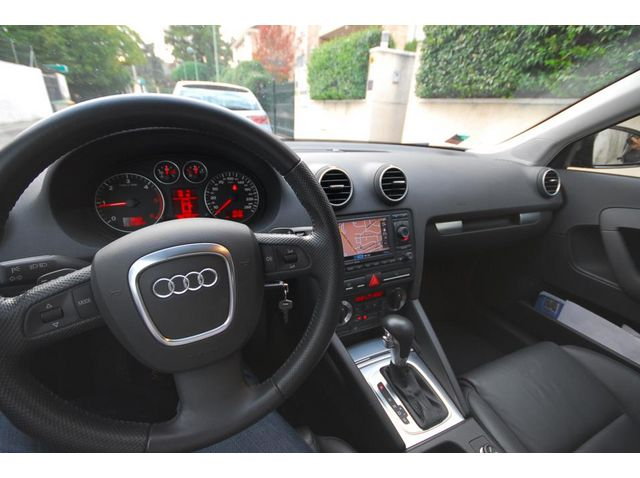 mon audi a3 sportback 2 0 tdi 140 ambition luxe dsg. Black Bedroom Furniture Sets. Home Design Ideas